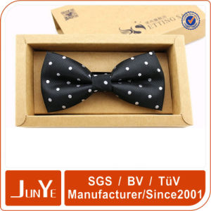 Custom Paper Bow Tie Gift Packaging Box Supplier