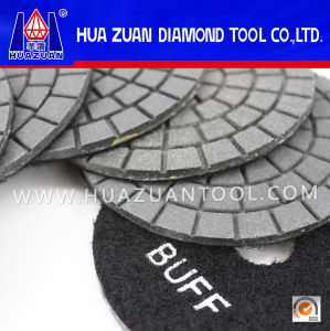 High Performance Newest Diamond Dry Polishing Pads for Marble Granite pictures & photos