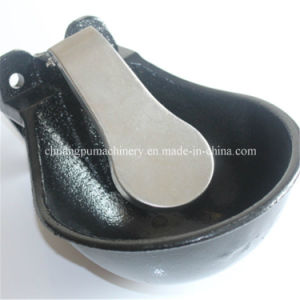 Farm Black Cow Iron Drinking Water Bowl pictures & photos