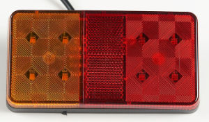 E-MARK New Pattern LED Lamp pictures & photos