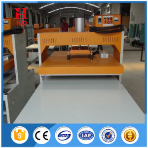 Large Semi-Automatic Double-Position Heat Transfer Printing Machine for Sale pictures & photos