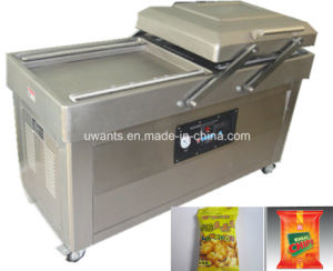 Fresh Food Packing Machine by Filling Modified Gas pictures & photos