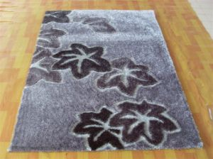 Shaggy Carpet Area Rug Luxury Flooring Mat pictures & photos
