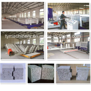 Fireproof EPS Cement Partition Wall Panel Machine/ Equipment pictures & photos