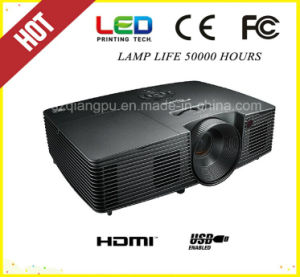 3200lm Office Meeting DLP 3D Projector (SV-613) pictures & photos