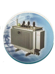 Three Phase Oil Immersed Sealed Power Transformer 10kv pictures & photos