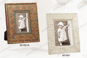 Wooden Gesso Frame Art in 2 Colors pictures & photos