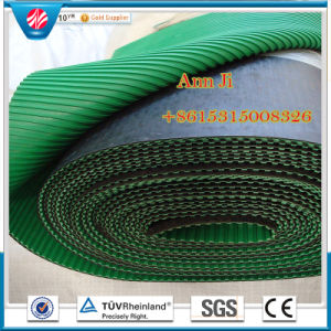 Color Industrial Rubber Sheetl, Anti-Abrasive Sheet, Fiber Rubber Flooring pictures & photos