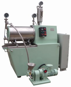 Horizontal Sand Mill-Bead Mill-Pearl Mill-50L pictures & photos