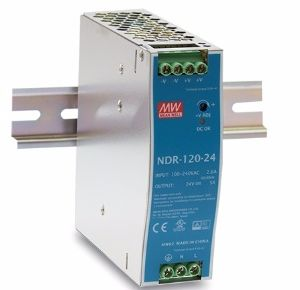 NDR-120 DIN Rail pictures & photos