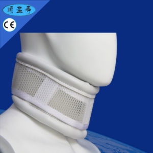 Medical White Adjustable Cervical Neck Support Equipment pictures & photos