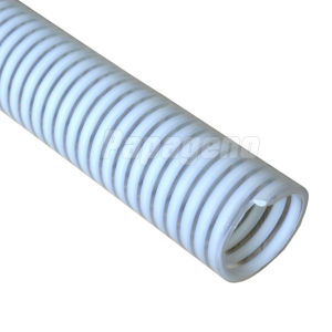 Corrugated Reindorced PVC Suction Hose pictures & photos
