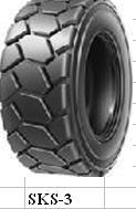 Sks-3 10-16.5 Bias Industrial Tire, Skid Steer Tire pictures & photos