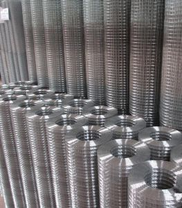 2X2 Galvanized Welded Wire Mesh with Good Price pictures & photos