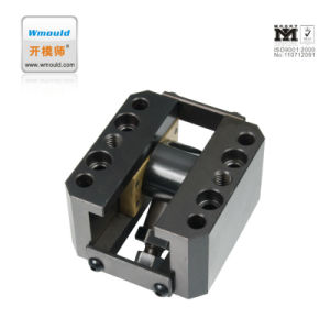 High Quality Standard Injection Mould Parts Plastic Slide Units pictures & photos