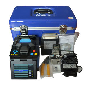 China T-108h Fusion Splicer Device pictures & photos