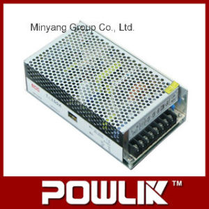 100W 5V 12V 24V Triple Output Switching Power Supply (T-100D) pictures & photos
