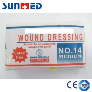 Compress Wound Dressing No. 14 pictures & photos