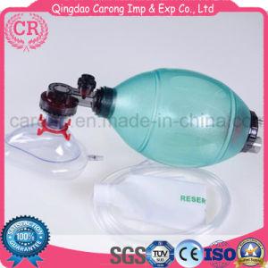 High Quality Liquid Silicone Adult Manual Resuscitator pictures & photos