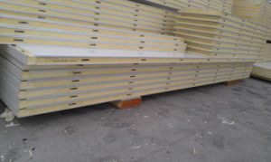 PU Sandwich Panel for Walk in Cooler with CE pictures & photos