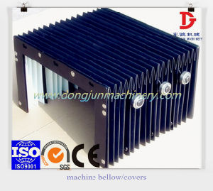 Flexible Type Accordion Cover for CNC Machine Guideway