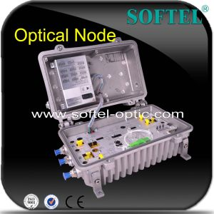 [Softel]4-Way Output CATV Return Optical Receiver pictures & photos