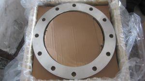 DIN 2642 Pn10 S235 Jr Plate Flange, DIN 2576 Pn10 S235jr Plate Flange, DIN 2573 Pn6 Plate Flange pictures & photos