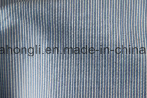 Yarn Dyed Striped T/R/C Fabric, 45%Polyester 25%Cotton 25%Rayon 5%Spandex, 230GSM pictures & photos