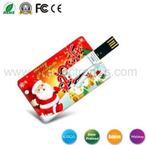 Promotioanl Name Card Pendrive Computer Accessorise 4gig 8gig Flash Memory pictures & photos