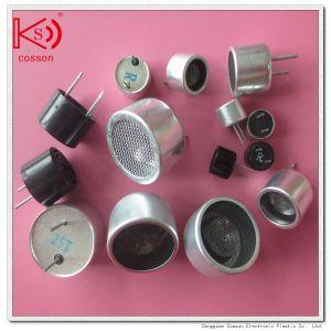 Piezoelectronic Transmitter Receiver 40kHz 25kHz Plastic Ultrasonic Sensor pictures & photos