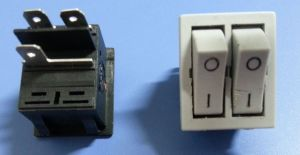 Push Button Switch for Room Heater Rocker Switch pictures & photos