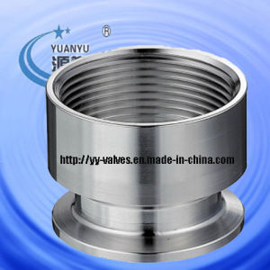 Sanitary Ferrule Adapter (3A NPT Thread) pictures & photos