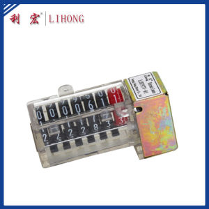 Plastic Frame Step Motor Counter for Electronic Meter, Counter Manufacturer