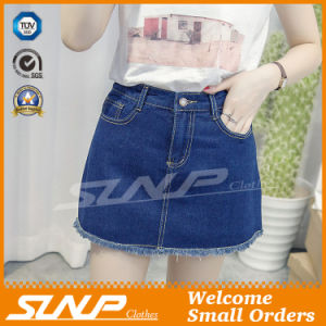 Sexy Hot Sell Ladies Skirt Dress Denim Short Jeans Pant