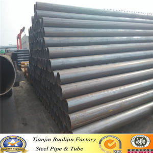 ERW Steel Pipe/Weld Steel Tube/Mild Steel Pipe &Water Pipe pictures & photos