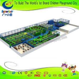 Factory Price Commercial Indoor Trampoline Park for Kids and Adult pictures & photos