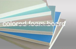 PVC Foam Sheet Extrusion Line Sjsz80/156 pictures & photos
