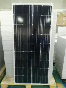 12V 175W Mono Solar Panel for Solar Street Light pictures & photos