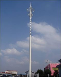 Qingdao Sangao Premium Quality Landscape Steel Tower pictures & photos