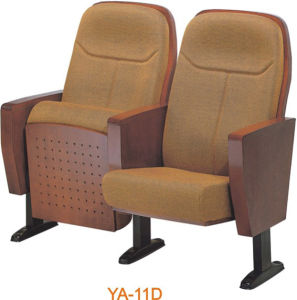 Wooden Auditorium Theater Chair for Project (YA-11D) pictures & photos