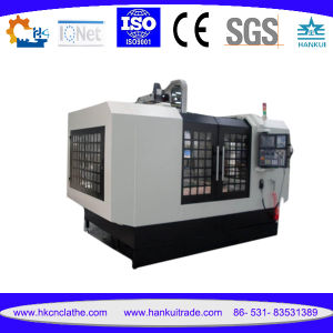 Single Column CNC Machining Center/Milling Machine Vmc1060A pictures & photos