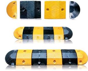 Grade One Rubber Speed Bump, Speed Hump with Ce pictures & photos