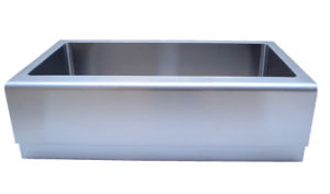 Handmade Stainless Steel Sink-Hm3320A-S