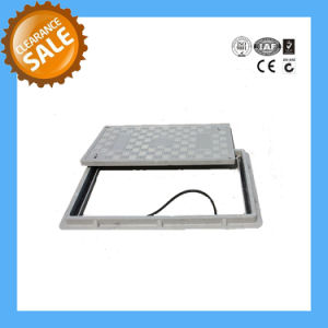Best En124 Round FRP/GRP Vented Locking Round FRP/GRP Manhole Covers pictures & photos