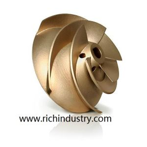 Brass Impeller pictures & photos