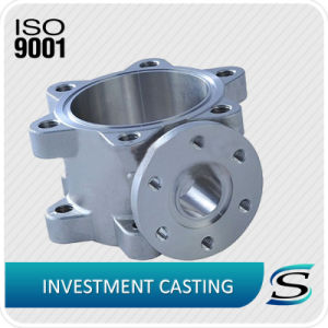 OEM Casting Service Lost Wax Investment Casting Stainless Steel Precision Casting pictures & photos