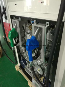High Quality 2pump-2flowmeter-2nozzle-2display-2keyboard of Rt-B224 Fuel Dispenser pictures & photos