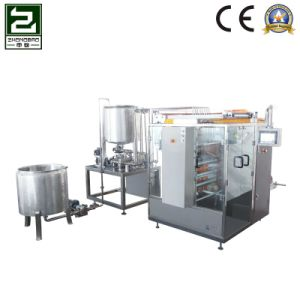 Cream Sachet Four Side Sealing Multi-Line Packing Machine pictures & photos