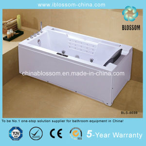 ABS Single Air Bubble Whirpool Massage Bathtub/SPA Bathtub (BLS-8698) pictures & photos