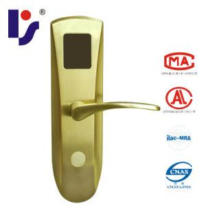 RF/Mifare 1 Card Smart Hotel Lock (RX1641E-J-Zinc)